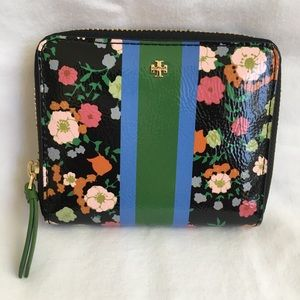 Tory Burch Vilette Medium Duo Zip Wallet